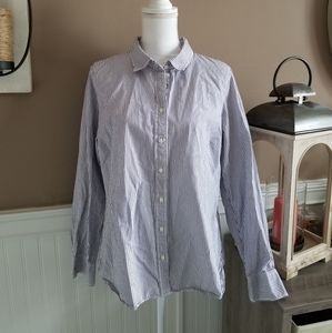 J Crew Button Down Top